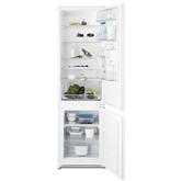 Iebūvējams ledusskapis, Electrolux / augstums: 185 cm