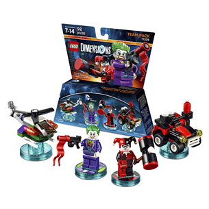 LEGO Dimensions DC Comics Team Pack