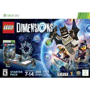 Spēle priekš Xbox 360 Lego Dimensions Starter Pack