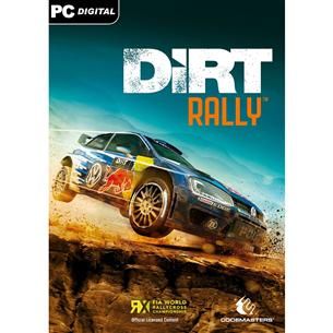Spēle priekš PC, Dirt Rally Legend Edition