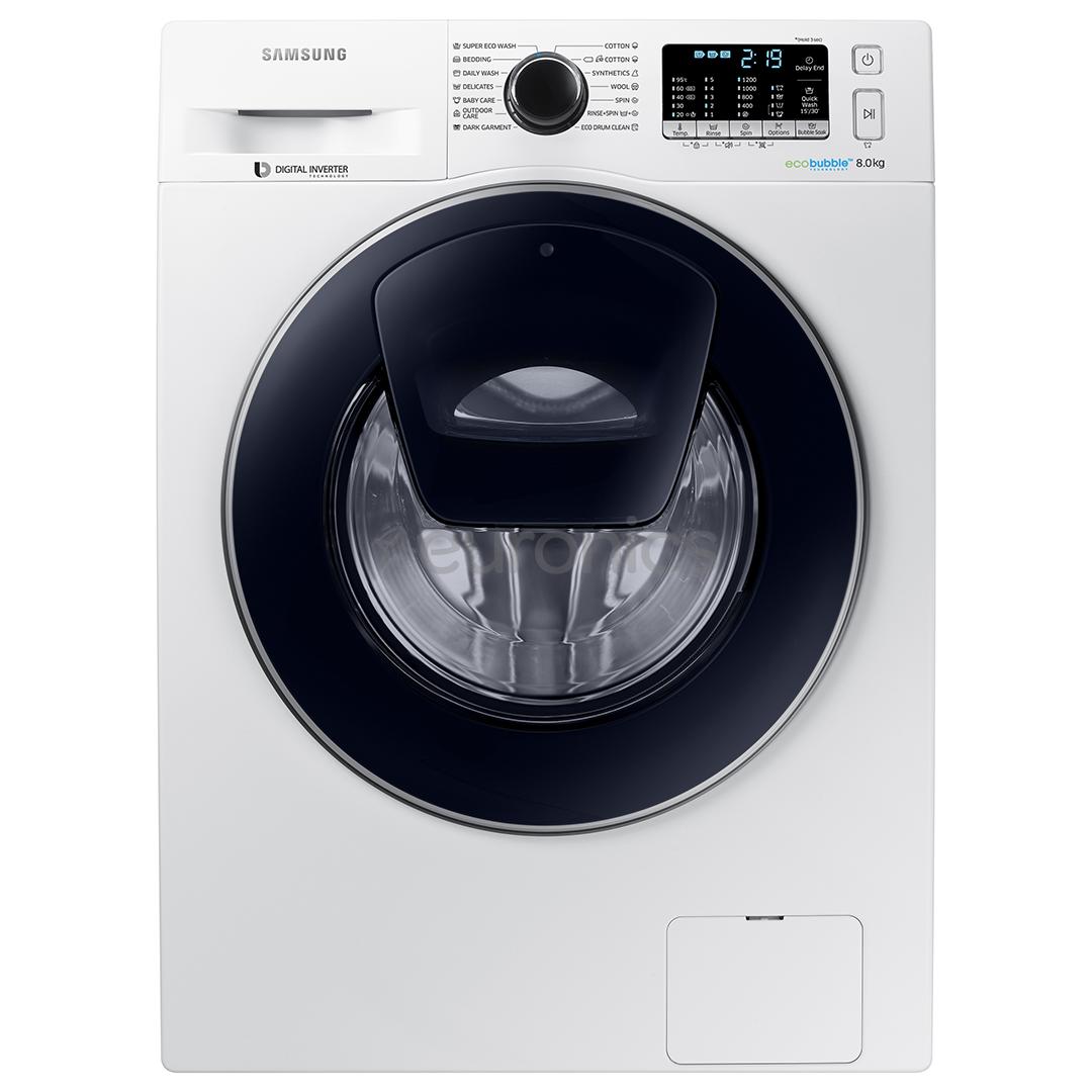 Сколько энергии потребляет стиральная машинка samsung