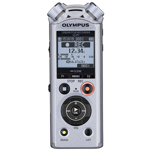 Diktofons LS-P1, Olympus