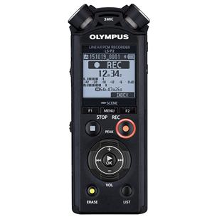 Diktofons LS-P2, Olympus