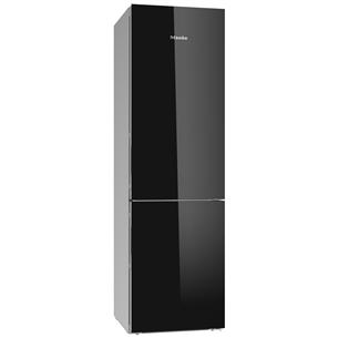 Ledusskapis NoFrost, Miele / augstums: 201 cm