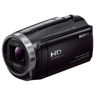 Video kamera CX625, Sony