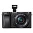 Digitālā fotokamera α6300 + 16-50mm Power Zoom objektīvs, Sony