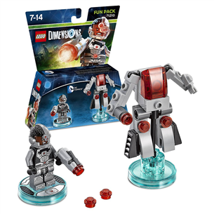 LEGO Dimensions Fun Pack: DC Cyborg