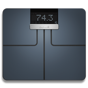 Diagnostiskie svari Index Smart scale, Garmin