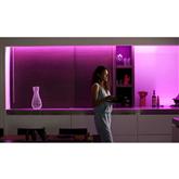 Hue LED gaismas lente (2 m) + adapteris, Philips