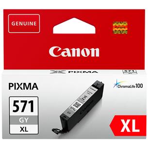 Tintes kārtridžs CLI-571XL GY, Canon