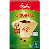 Кофейные фильтры 1x2 Melitta (40 шт)