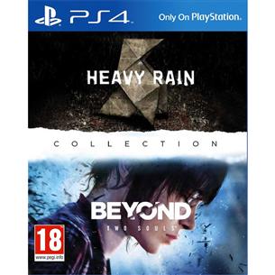 Spēle priekš PlayStation 4, Heavy Rain un BEYOND: Two Souls collection