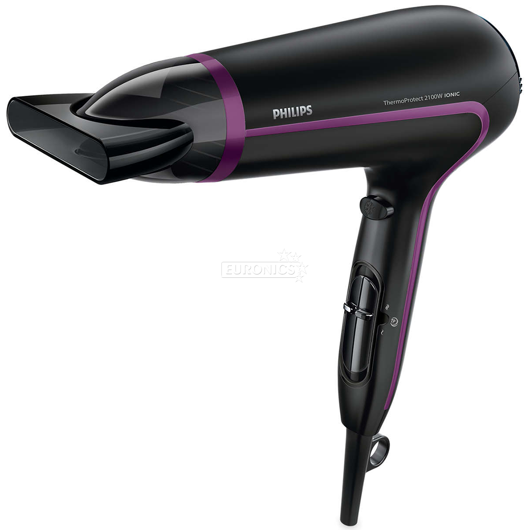 Ionic Hair Dryer ~ Hair dryer ionic thermoprotect philips w hp