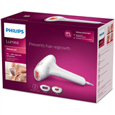 Fotoepilators Lumea Advanced, Philips