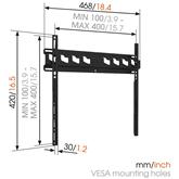 TV Wall Mount Vogels MA3000 (32-55)