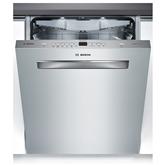 Интегрируемая посудомоечная машина, Bosch  / 14 комплектов посуды