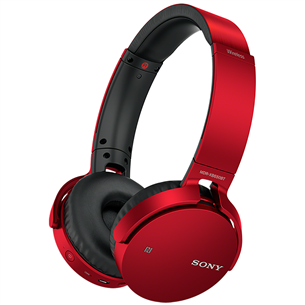 Bezvadu austiņas MDR-XB650BT, Sony