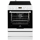 Ceramic cooker, Electrolux / 60 cm