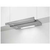 Pull-out cooker hood, Electrolux / Max. extraction 600m³/h