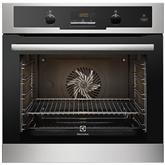 Built in oven Electrolux / oven capacity: 71 L