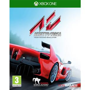Spēle priekš Xbox One, Assetto Corsa