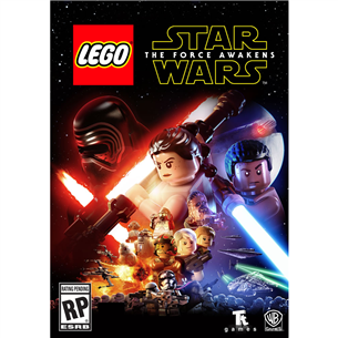 Spēle priekš PC, LEGO Star Wars: The Force Awakens