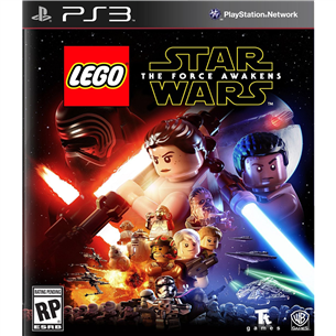 Spēle priekš PlayStation 3, LEGO Star Wars: The Force Awakens