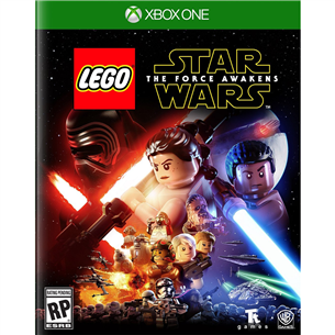 Spēle priekš Xbox One, LEGO Star Wars: The Force Awakens
