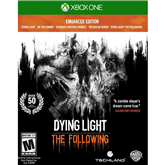 Spēle priekš Xbox One, Dying Light: The Following - Enhanced Edition
