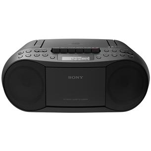 Магнитола CFD-S70, Sony CFDS70B.CET