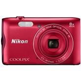 Digitālā fotokamera COOLPIX A300, Nikon