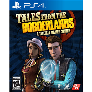 Spēle priekš Play Station 4 Tales from the Borderlands