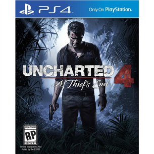 Spēle priekš PlayStation 4, UNCHARTED 4: A Thiefs End
