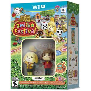 Spēle priekš WiiU, Animal Crossing: amiibo Festival