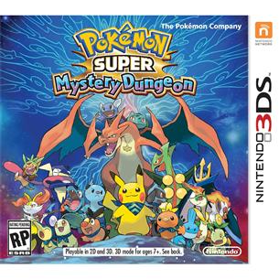 Spēle priekš 3DS, Pokémon Super Mystery Dungeon