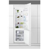 Built in refrigerator Electrolux / height 178 cm