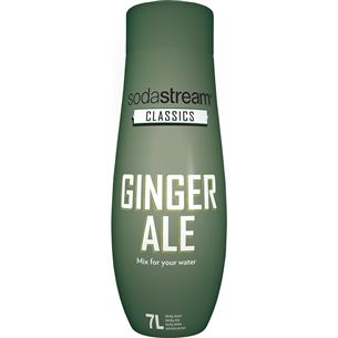 Sīrups Ginger Ale 440ml, Sodastream