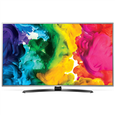 4K 49 Ultra HD LED televizors, LG