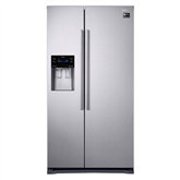 Side by side tipa ledusskapis, Samsung / augstums: 178,9 cm