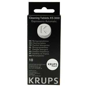 Tīrīšanas tabletes 10 gb, Krups