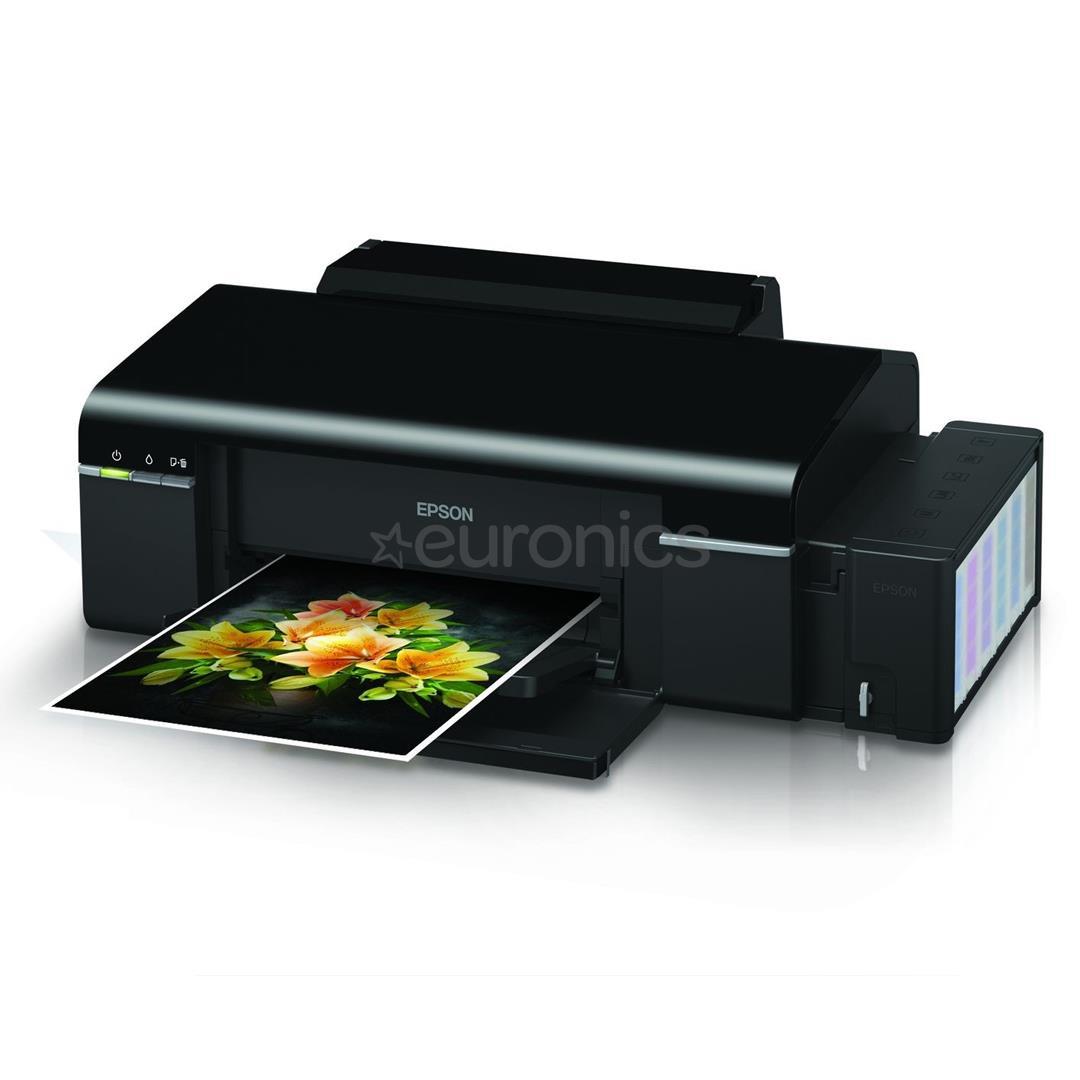 Inkjet Color Printer Epson L805 Wifi C11ce86401