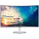 27 curved Full HD LED VA monitors, Samsung