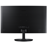 24 ieliekts Full HD LED VA monitors, Samsung