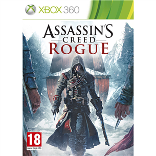 Spēle priekš Xbox 360 Assassin´s Creed Rogue