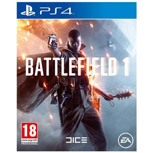 Spēle priekš PlayStation 4, Battlefield 1