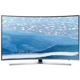 43 curved Ultra HD LED LCD televizors, Samsung