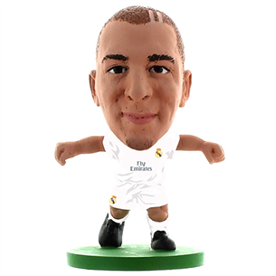 Statuete Karim Benzema Madrid Real, SoccerStarz