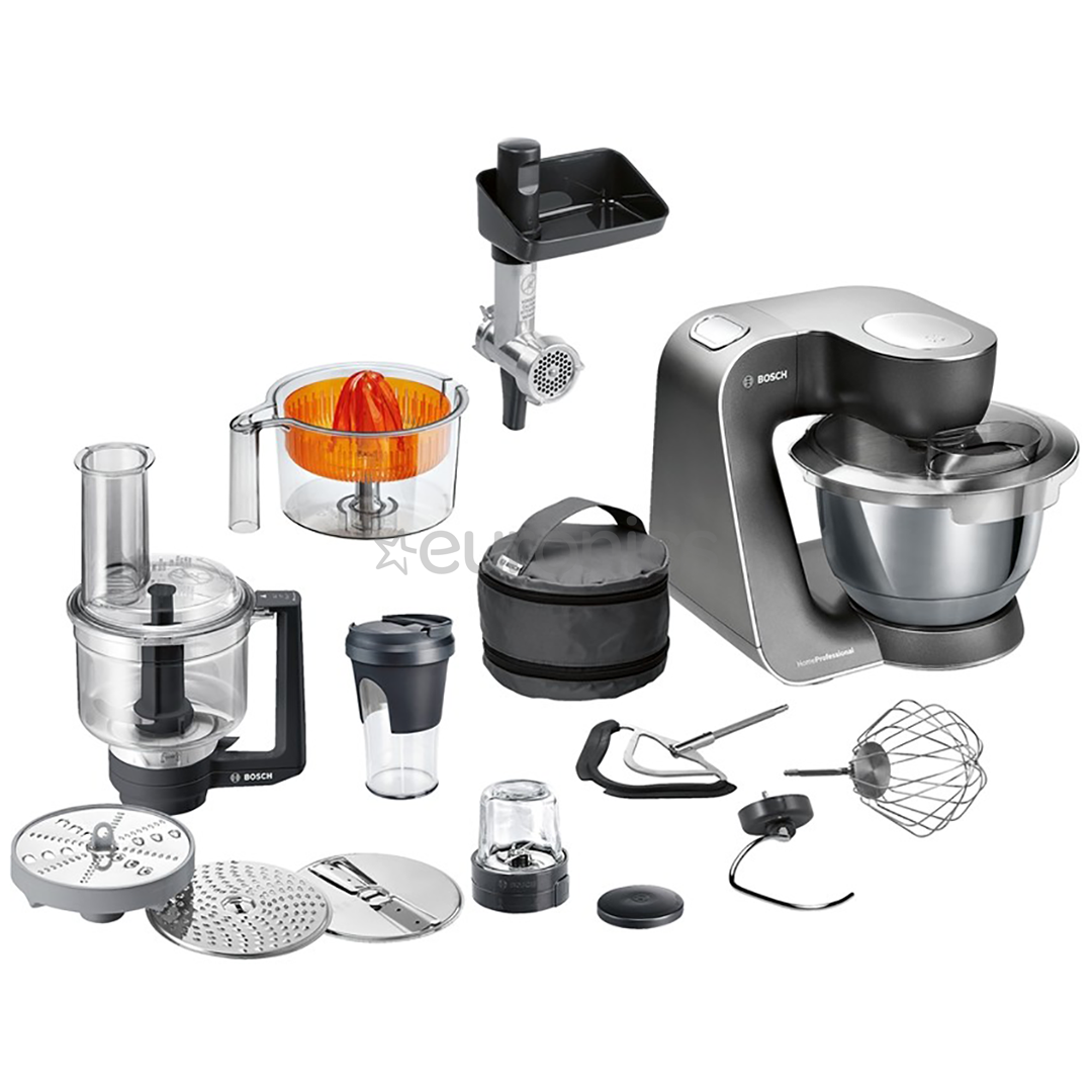 food processor mum5 homeprofessional bosch mum59m55. Black Bedroom Furniture Sets. Home Design Ideas