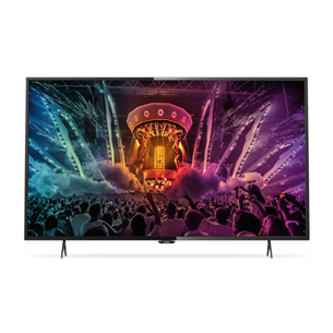 43 Ultra HD LED LCD televizors, Philips