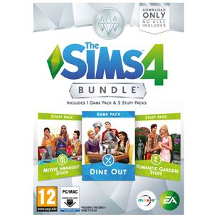 Spēle priekš PC, The Sims 4 Bundle Pack 5